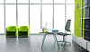 Modern office interior 3d | Stock Illustration
