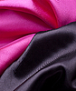 Black with pink satin | Stock Foto