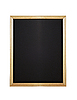 Blackboard with wooden frame | Stock Foto
