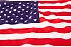ID 3240935   An American flag background waving in wind   Foto stockowe wysokiej rozdzielczości   KLIPARTO