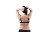 Sexy ciało kobiety w bieliźnie | Stock Foto