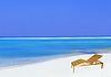 ID 3242011   Beach chair sandy tropical beach   High resolution stock photo   CLIPARTO