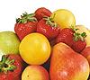Фото 300 DPI: Красочные фрукты