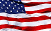 American flag background | Stock Foto