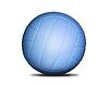 Photo 300 DPI: Volleyball blue ball