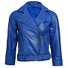 ID 3356116 | A blue leather jacket | High resolution stock photo | CLIPARTO