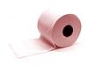 ID 3383478 | Rolka papieru toaletowego różowy | Foto stockowe wysokiej rozdzielczości | KLIPARTO