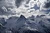 Góry wieczorowe | Stock Foto