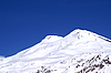Caucasus Mountains. Elbrus | Stock Foto