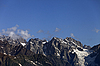 Caucasus Mountains in Svaneti | Stock Foto