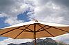 Фото 300 DPI: Зонт от скалы и небо