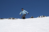 ID 3222529 | Snowboarder Hang hinunter | Foto mit hoher Auflösung | CLIPARTO