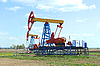 Photo 300 DPI: two oil pumps