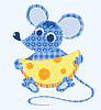 Vector clipart: Application mouse