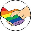 Vector clipart: handshake
