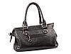 Photo 300 DPI: Black handbag