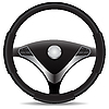 Vector clipart: Steering wheel
