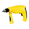 Yellow electric drill