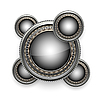 Vector clipart: circle frames