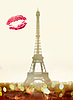 From Paris with love | Stock Foto