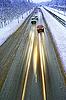 Winterstraße | Stock Foto