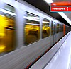 High-speed train | Stock Foto