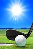 ID 3223056 | Golfball und natürlich | Foto mit hoher Auflösung | CLIPARTO