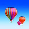 Air-balloons | Stock Foto