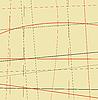 Векторный клипарт: красные и серые линии