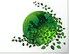 Vector clipart: eco design