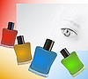 Vector clipart:  bottle of nail polish
