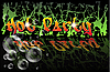 Vector clipart: Hot party