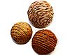 Three balls | Stock Foto
