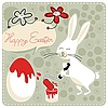 Vector clipart: Happy Easter