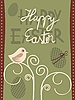 Vector clipart: Easter Greeting Card