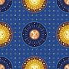 Векторный клипарт: Небесные шаблон