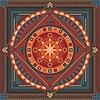 Abstrakter Mandala | Stock Vektrografik