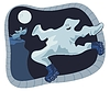 Vector clipart: Ghost Cartoon