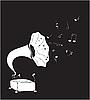 Граммофон | Векторный клипарт