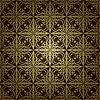 Dunkelbraunes Muster | Stock Vektrografik