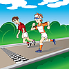 Maraton | Stock Vector Graphics