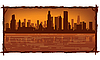 ID 3126040 | Chicago skyline | Stock Vector Graphics | CLIPARTO