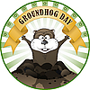 Groundhog Day | Stock Vector Graphics