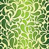Векторный клипарт: Зеленый старинные обои