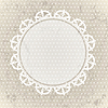 Vector clipart: Lace background
