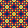 Traditional seamless pattern | Stock Illustration