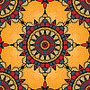 Vector clipart: traditional seamless pattern