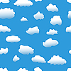 Clouds Background | Stock Vector Graphics