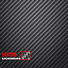 Vector clipart: Carbon Fiber Background