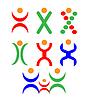 Vector clipart: Logos